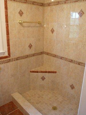 Barner\'s House of Floors | Custom & Handicap Accessible Showers